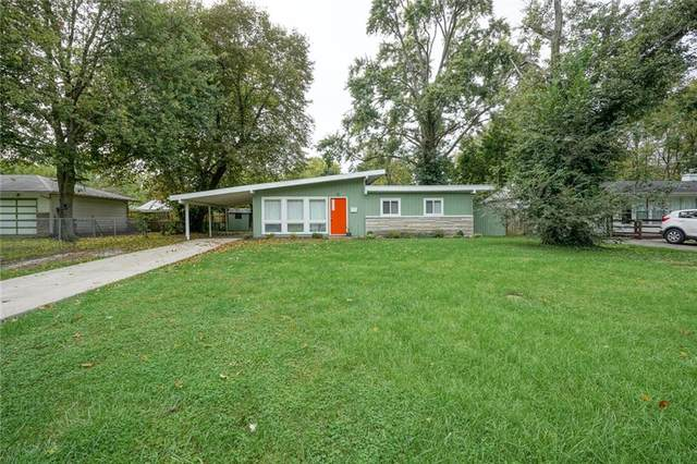 5601 E 42ND Street, Indianapolis, IN 46226 (MLS #21818836) :: JM Realty Associates, Inc.