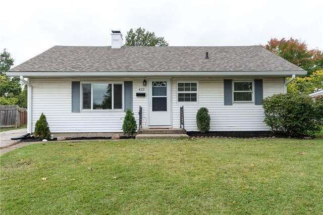 423 Enderly Court, Brownsburg, IN 46112 (MLS #21818838) :: Ferris Property Group