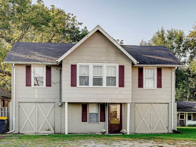 2313 Mounds Road, Anderson, IN 46013 (MLS #21818843) :: The Evelo Team