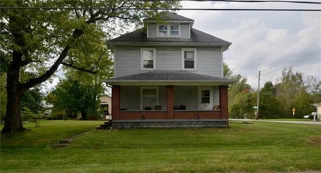 10750 Bellefontaine Street, Carmel, IN 46280 (MLS #21818847) :: Ferris Property Group