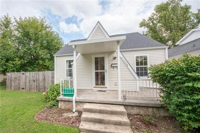 2103 Gilmore Street, Columbus, IN 47201 (MLS #21818851) :: Heard Real Estate Team | eXp Realty, LLC