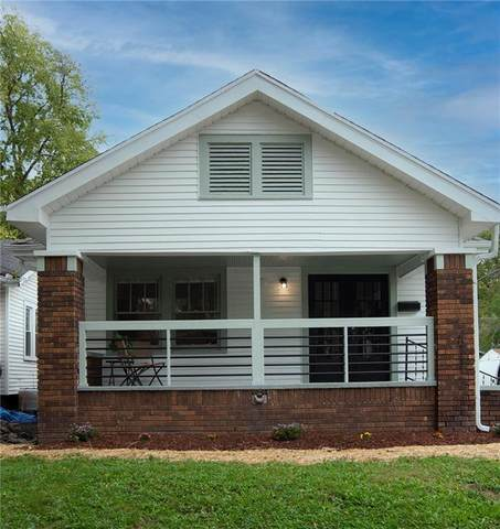 701 N Chester Avenue, Indianapolis, IN 46201 (MLS #21818861) :: Ferris Property Group