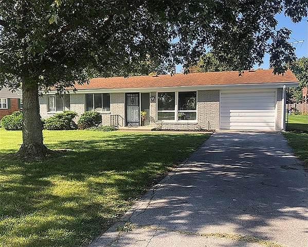 1028 N 19th Street, Elwood, IN 46036 (MLS #21818865) :: Heard Real Estate Team   eXp Realty, LLC