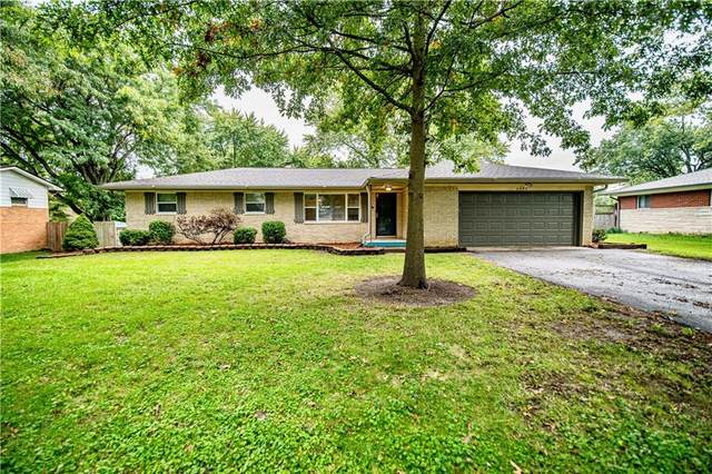 6543 E Southport Road, Indianapolis, IN 46237 (MLS #21818874) :: AR/haus Group Realty