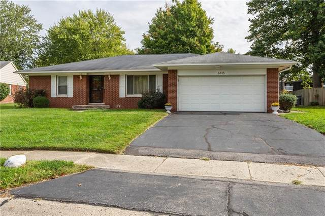 6415 Lupine Drive, Indianapolis, IN 46224 (MLS #21818882) :: JM Realty Associates, Inc.