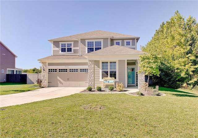 19096 Smiley Court, Westfield, IN 46062 (MLS #21818887) :: The Evelo Team