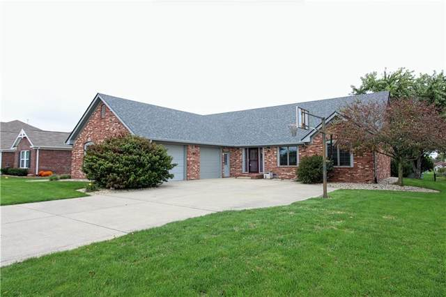 2054 Partridge Drive, Franklin, IN 46131 (MLS #21818890) :: Mike Price Realty Team - RE/MAX Centerstone