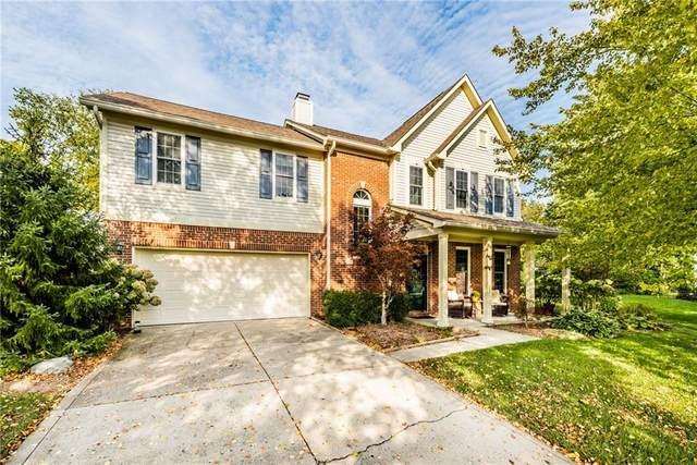 9676 Troon Court, Carmel, IN 46032 (MLS #21818893) :: Ferris Property Group