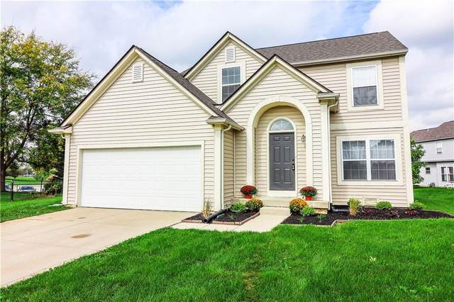9920 Wellsford Circle, Indianapolis, IN 46236 (MLS #21818894) :: The Evelo Team