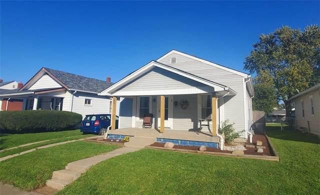 65 S 8th Avenue, Beech Grove, IN 46107 (MLS #21818895) :: JM Realty Associates, Inc.