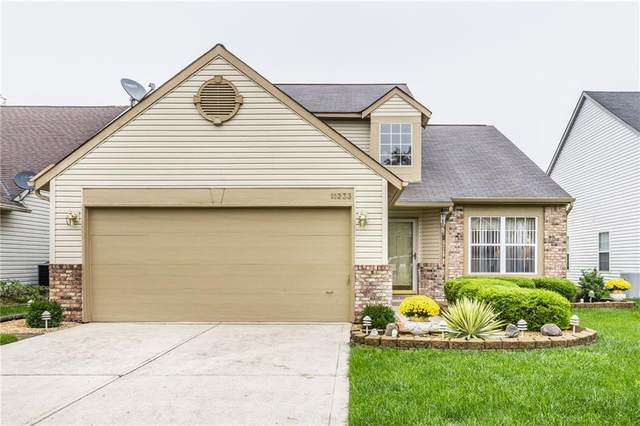 11233 Boston Way, Fishers, IN 46038 (MLS #21818896) :: The Evelo Team