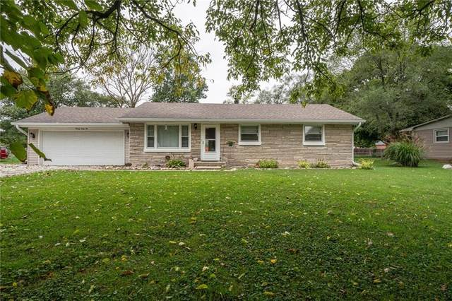 2062 Newhaven Drive, Indianapolis, IN 46231 (MLS #21818920) :: Mike Price Realty Team - RE/MAX Centerstone