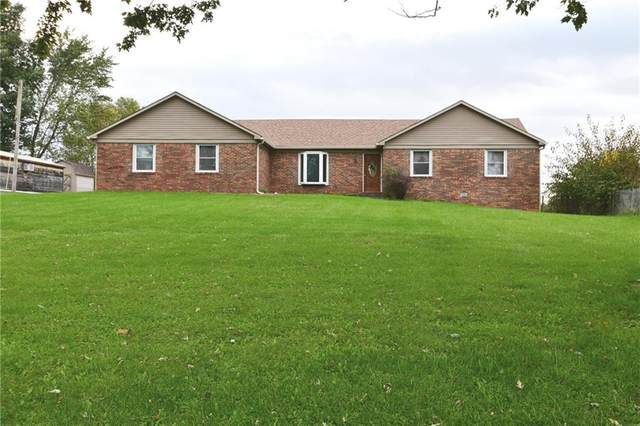 243 Plainview Drive, Avon, IN 46123 (MLS #21818923) :: RE/MAX Legacy
