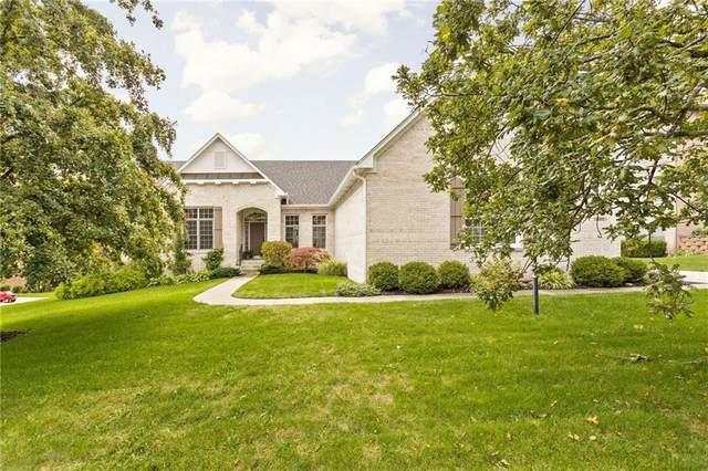 1299 Huntington Woods Road, Zionsville, IN 46077 (MLS #21818940) :: Ferris Property Group
