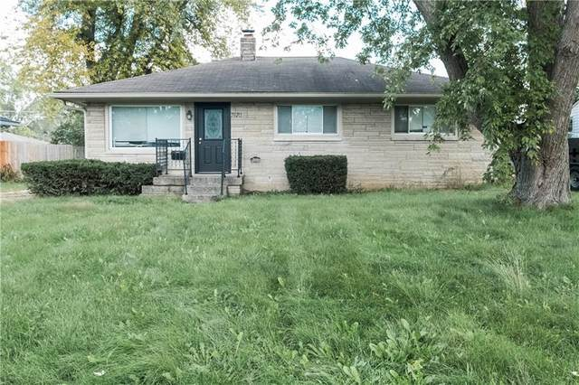 7670 E 49th Street, Indianapolis, IN 46226 (MLS #21818950) :: Mike Price Realty Team - RE/MAX Centerstone