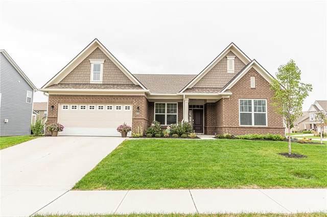 5848 Weldra Drive, Zionsville, IN 46077 (MLS #21818957) :: Ferris Property Group
