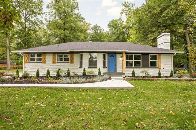 2628 W 79TH Street, Indianapolis, IN 46268 (MLS #21818970) :: Mike Price Realty Team - RE/MAX Centerstone