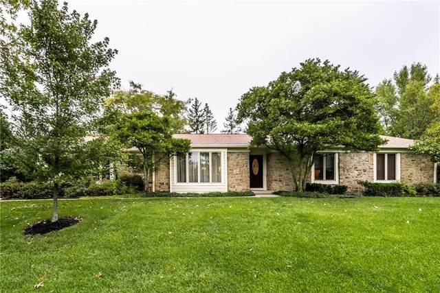 9380 W Oak Street, Zionsville, IN 46077 (MLS #21818974) :: Ferris Property Group
