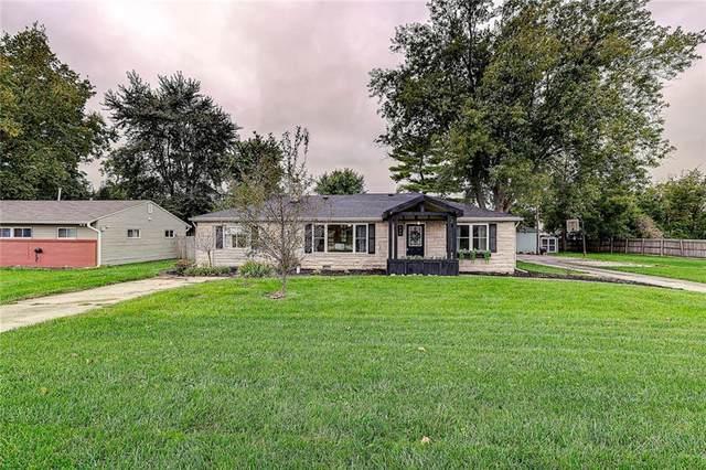 596 S Avon Avenue, Avon, IN 46123 (MLS #21818975) :: Ferris Property Group