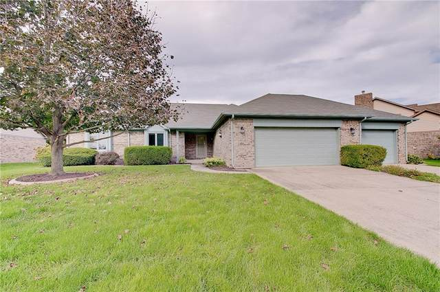 1152 New Harmony Drive, Indianapolis, IN 46231 (MLS #21818994) :: The Indy Property Source