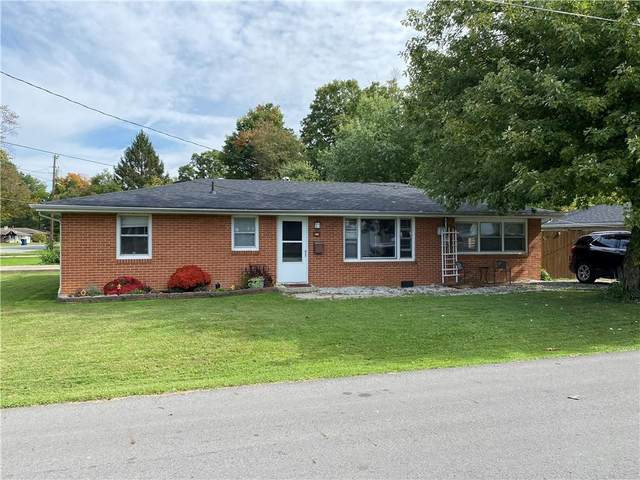 2603 E 8th Street, Anderson, IN 46012 (MLS #21819023) :: The Evelo Team