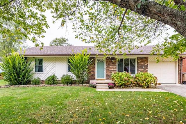 2124 Chandler Lane, Columbus, IN 47203 (MLS #21819030) :: Mike Price Realty Team - RE/MAX Centerstone