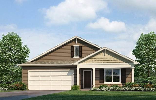 1994 Downey Lane, Greenfield, IN 46140 (MLS #21819033) :: Mike Price Realty Team - RE/MAX Centerstone