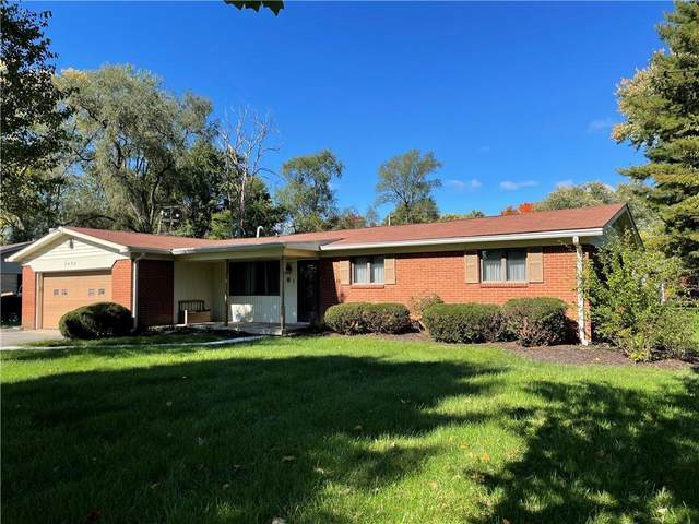 4034 W 79th Street, Indianapolis, IN 46268 (MLS #21819046) :: Pennington Realty Team