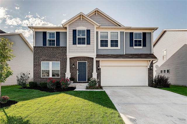 4308 Blue Note Drive, Indianapolis, IN 46239 (MLS #21819072) :: Ferris Property Group