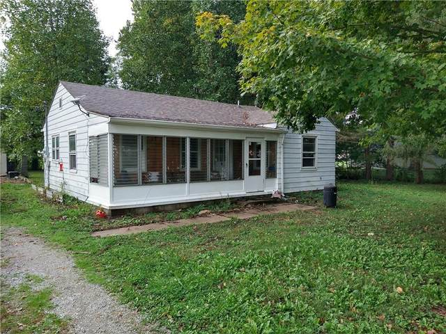 700 W Ohio Street, Fortville, IN 46040 (MLS #21819081) :: Mike Price Realty Team - RE/MAX Centerstone