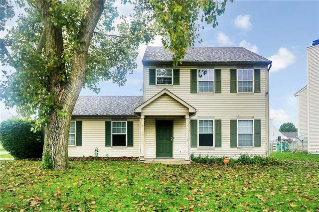 3631 Lace Bark Drive, Indianapolis, IN 46235 (MLS #21819095) :: Heard Real Estate Team | eXp Realty, LLC