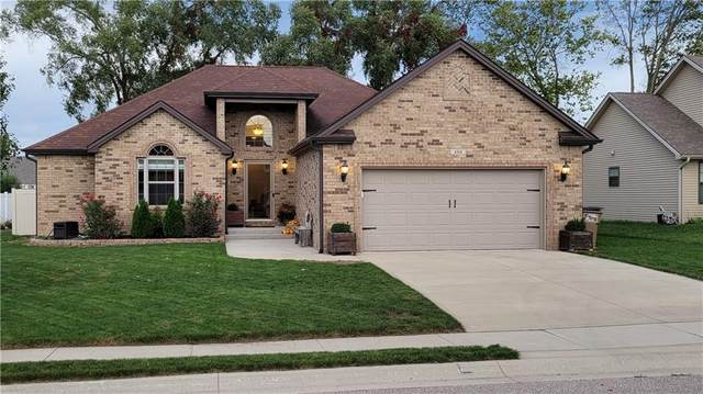 4364 Westminster Place, Columbus, IN 47201 (MLS #21819096) :: Mike Price Realty Team - RE/MAX Centerstone