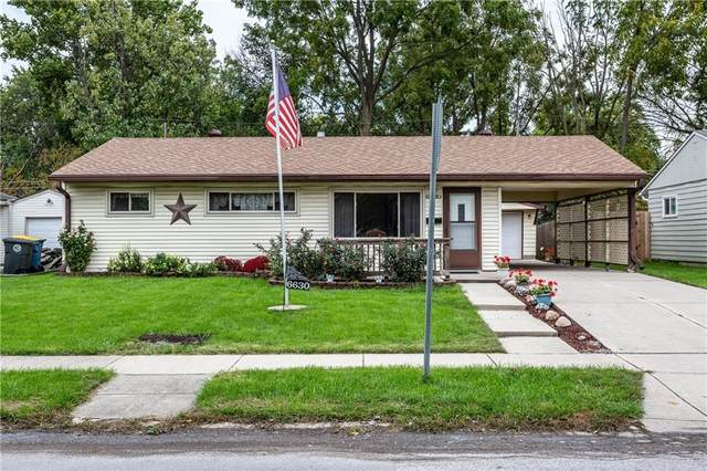 6630 E 52nd Street, Indianapolis, IN 46226 (MLS #21819097) :: Heard Real Estate Team | eXp Realty, LLC