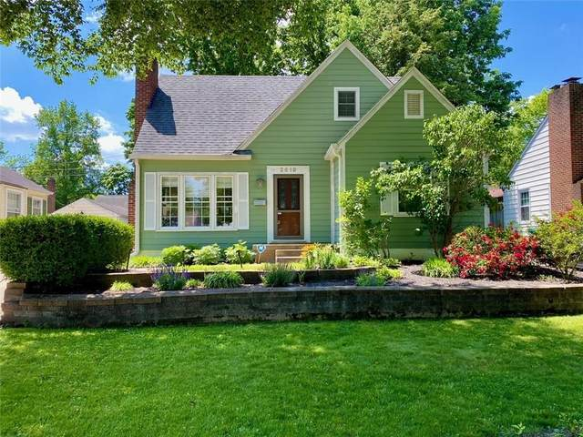 2619 E Northgate Street, Indianapolis, IN 46220 (MLS #21819112) :: Mike Price Realty Team - RE/MAX Centerstone