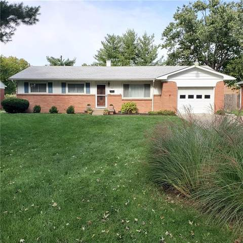6816 E 48th Street, Lawrence, IN 46226 (MLS #21819118) :: RE/MAX Legacy