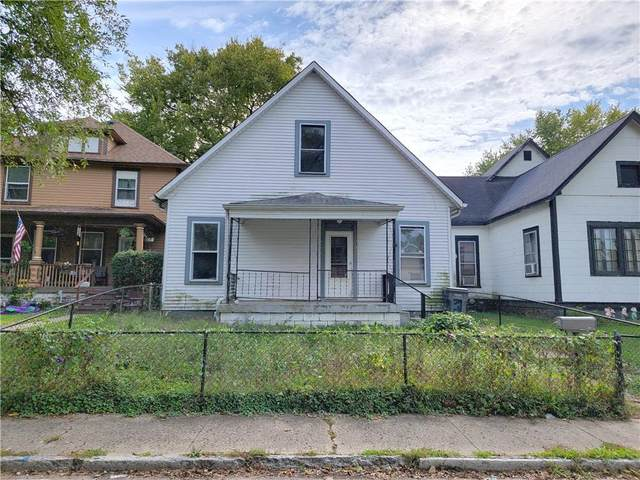 1725 Terrace Avenue, Indianapolis, IN 46203 (MLS #21819155) :: Mike Price Realty Team - RE/MAX Centerstone