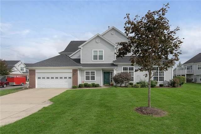 9579 Feather Grass Way, Fishers, IN 46038 (MLS #21819184) :: The Evelo Team