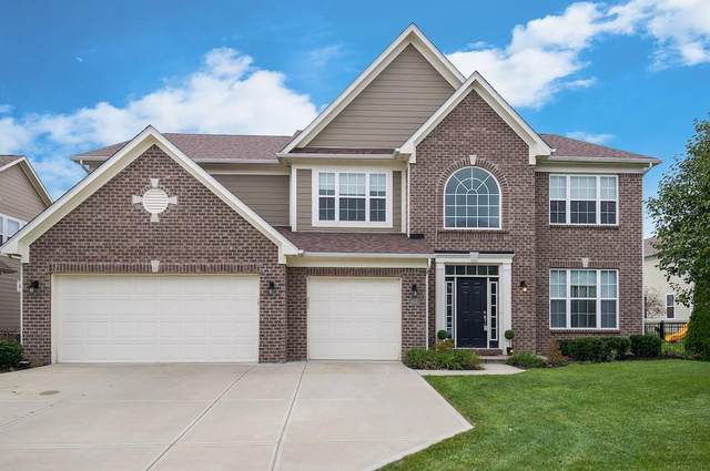 15845 Hargray Drive, Noblesville, IN 46062 (MLS #21819185) :: Heard Real Estate Team | eXp Realty, LLC