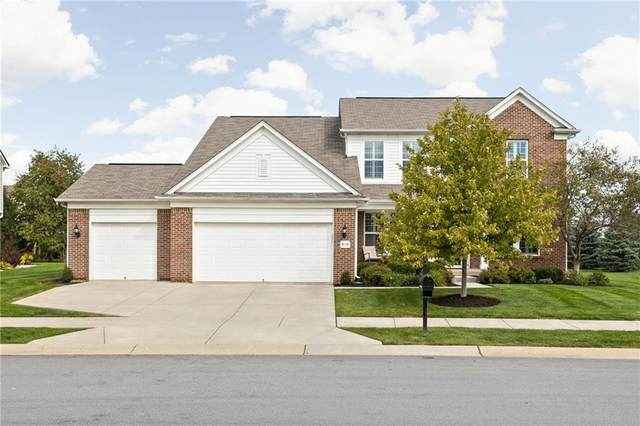 810 Burgess Hill Pass, Westfield, IN 46074 (MLS #21819192) :: Heard Real Estate Team | eXp Realty, LLC