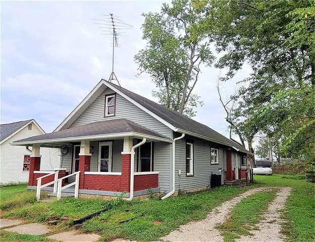 220 E Church Street, Paragon, IN 46168 (MLS #21819194) :: JM Realty Associates, Inc.