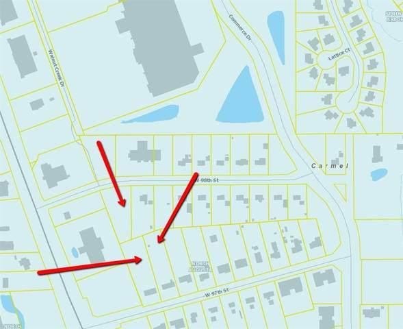 3745 W 98th Street, Carmel, IN 46032 (MLS #21819201) :: Heard Real Estate Team | eXp Realty, LLC