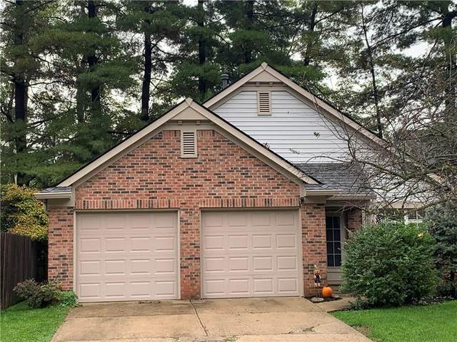 9656 Spruce Lane, Fishers, IN 46038 (MLS #21819212) :: AR/haus Group Realty