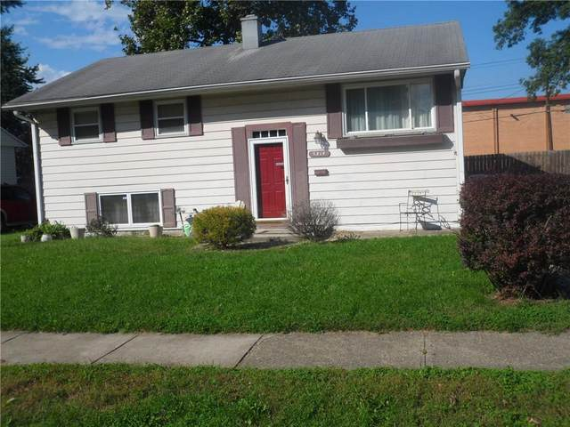 5814 Suburban Drive, Indianapolis, IN 46224 (MLS #21819213) :: Mike Price Realty Team - RE/MAX Centerstone