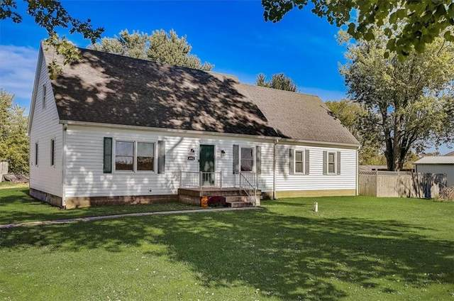 4082 E 500 N, Franklin, IN 46131 (MLS #21819221) :: The Indy Property Source