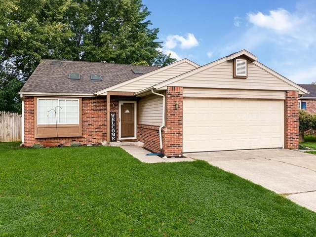 1311 Chesterfield Drive, Anderson, IN 46012 (MLS #21819233) :: The Evelo Team