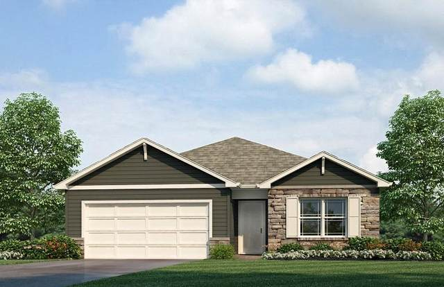1987 Downey Lane, Greenfield, IN 46140 (MLS #21819234) :: Mike Price Realty Team - RE/MAX Centerstone