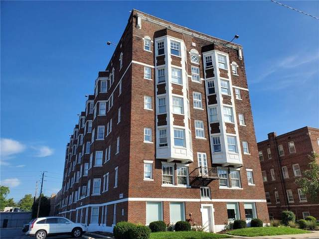 230 E 9th Street #102, Indianapolis, IN 46204 (MLS #21819236) :: JM Realty Associates, Inc.