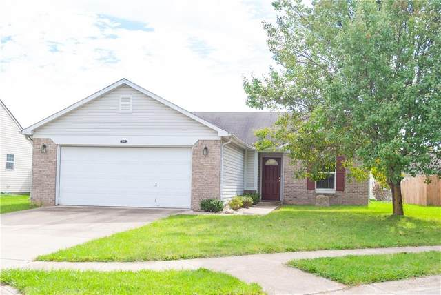 708 Lighthouse Drive, Fortville, IN 46040 (MLS #21819237) :: RE/MAX Legacy
