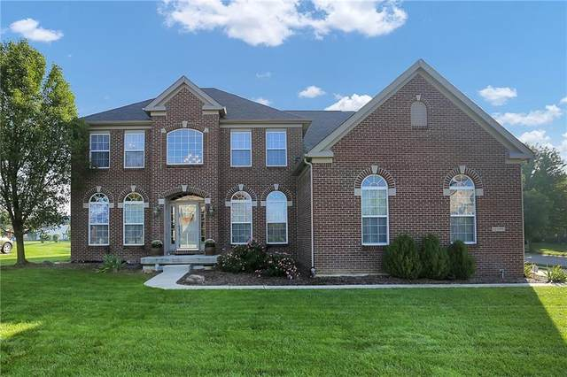 12355 Westmorland Drive, Fishers, IN 46037 (MLS #21819258) :: Ferris Property Group