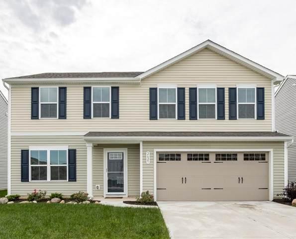 2625 Spurlock Lane, Greenwood, IN 46143 (MLS #21819267) :: Ferris Property Group